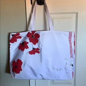 NEW Clarins Summertime Weekend Bag